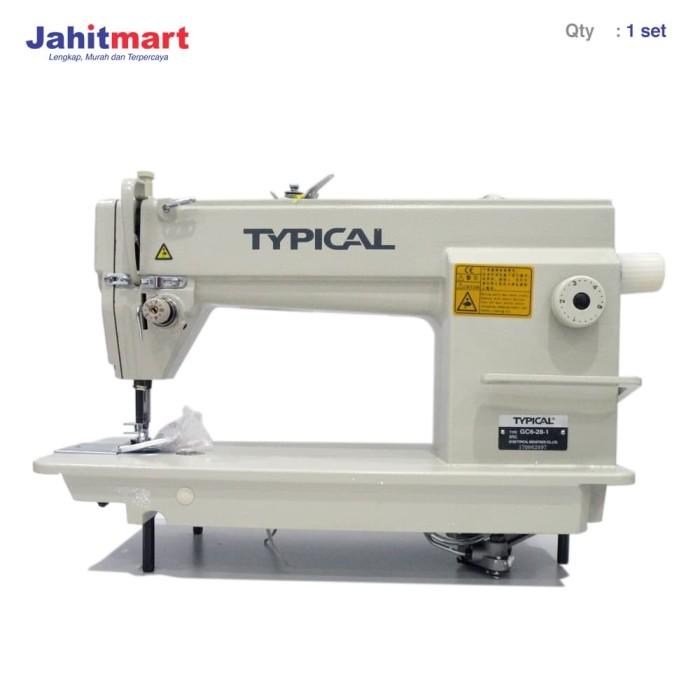 harga Mesin jahit typical gc6-281 high speed jarum 1 industrial garmen Tokopedia.com