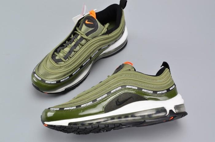 promo code 6603d 359fb Jual sepatu nike air max 97 undefeated olive green hijau - DKI Jakarta -  treashoes | Tokopedia