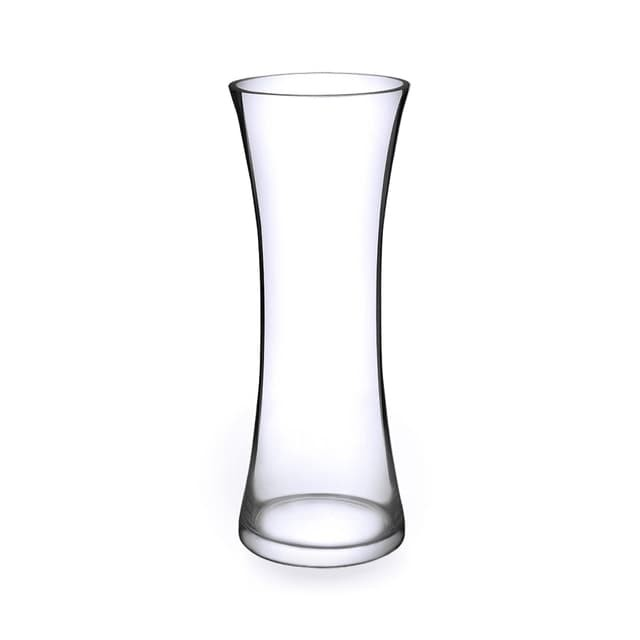 Alibambah vas bunga kaca - monica a - 24 cm