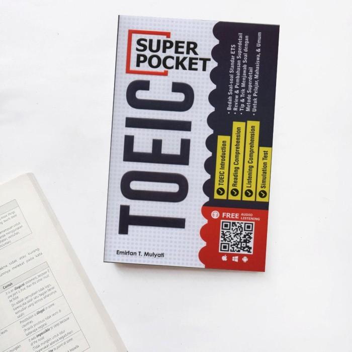 harga Super pocket toeic Tokopedia.com