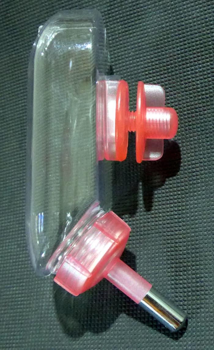 Jual Beli Botol Minum Pet Water Bottle 120ml Hewan Hamster Guinea Tempat Makan 500ml Kecil Gantung