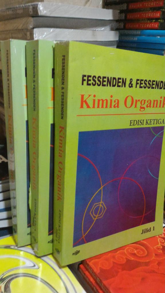 harga Buku kimia organik jilid 1 by fessenden Tokopedia.com