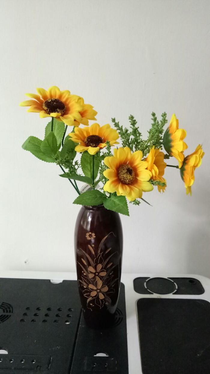 Jual Vas Bunga Unik Kota Surabaya Sinta Lucky