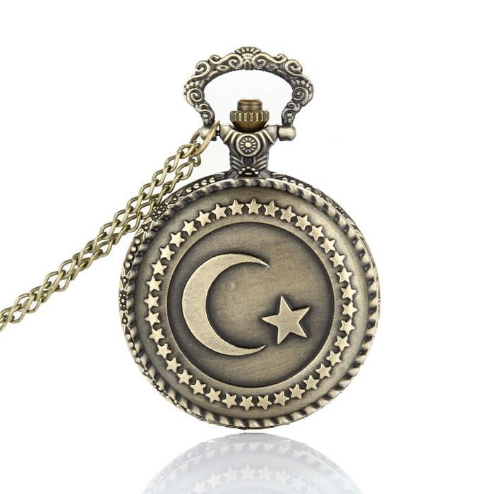 harga Jam gaya saku antik bulan bintang hadiah gift Tokopedia.com