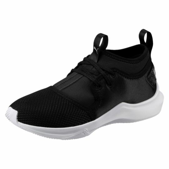 harga Puma phenom satin ep low black white original Tokopedia.com