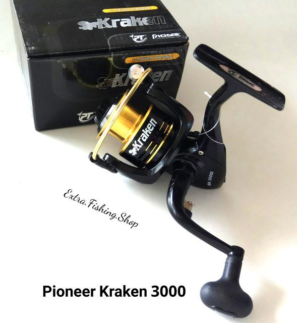 harga Reel pioneer kraken 3000 Tokopedia.com