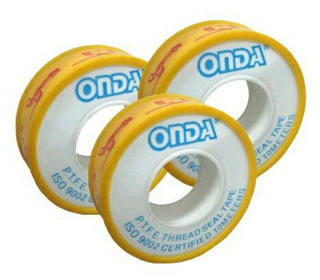 Foto Produk Seal Tape Onda/Solatip Kran dari Royal sanitary