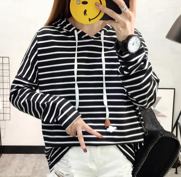 harga Blouse atasan kemeja sweater kotak korea k pop star hem import grosir Tokopedia.com