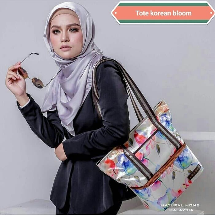 Cooler bag / cooler bag natural moms / thermal bag / cooler bag asi