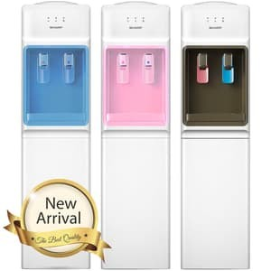 harga Sharp swd-t106 mspk pink dispenser kompresor tinggi / swdt106mspk Tokopedia.com