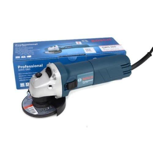 Mesin Gerinda Tangan 4 Inch Bosch GWS 060 Professional