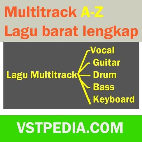 Jual Lagu multitrack ( minus one ) barat A-Z lengkap File Mogg - Kab   Situbondo - Radja wordpress | Tokopedia