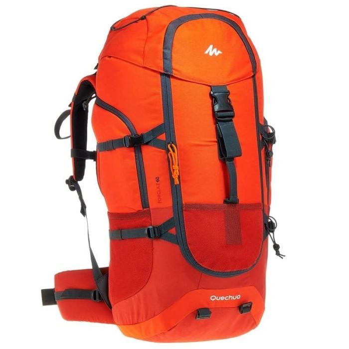 harga Carrier bag backpack tas ransel 60l kerel kerrel keril trekking red Tokopedia.com