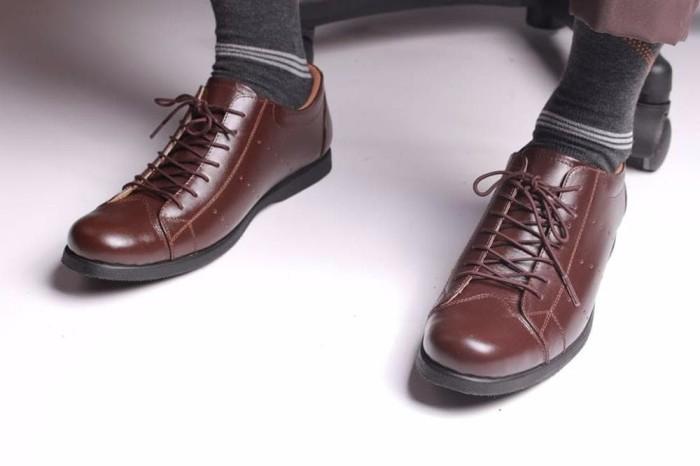 Jual Best Merk Sepatu Pantofel Sepatu Kerja Sepatu Casual Sepatu