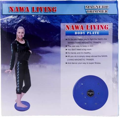 Pelangsing Tubuh Nawa Living - Jogging Magnetic Trimmer Body Plate