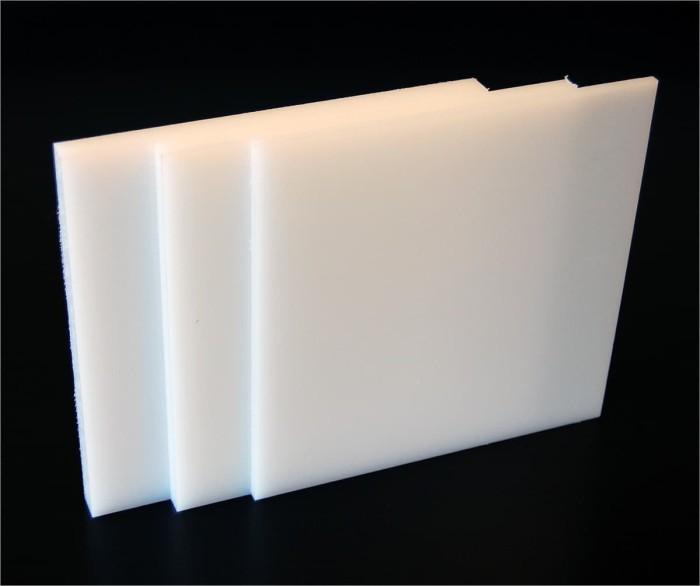 Pe sheet curved radiator covers