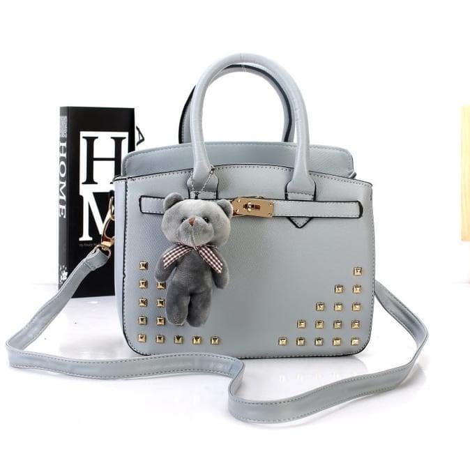 Jual Tas Branded Tas Import Wanita Hermes Look Alike F21683 High ... 3446385c5d