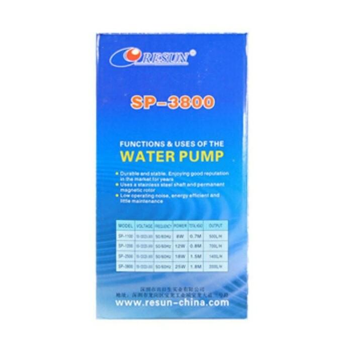 ... 5 Mm Source · Dimana Beli Jirifarm Hidroponik Resun SP 3800 Pompa Air Hidroponik Source Resun SP 3800 Pompa
