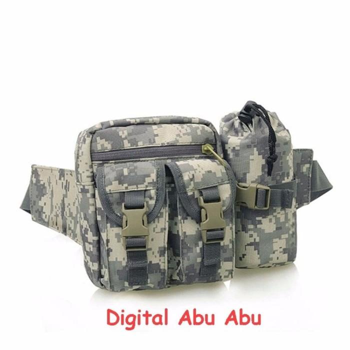 harga Tas pinggang army import s 726 tas hp dan botol air minum waist bag Tokopedia.com