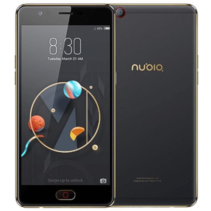 Foto Produk ZTE Nubia M2 Lite Smartphone 32Gb Ram 4Gb Garansi Resmi dari Gadgets_Mart