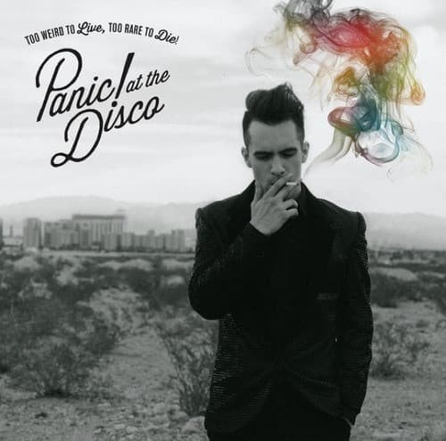 harga Vinyl record - panic! at the disco ‎– too weird to live too rare Tokopedia.com
