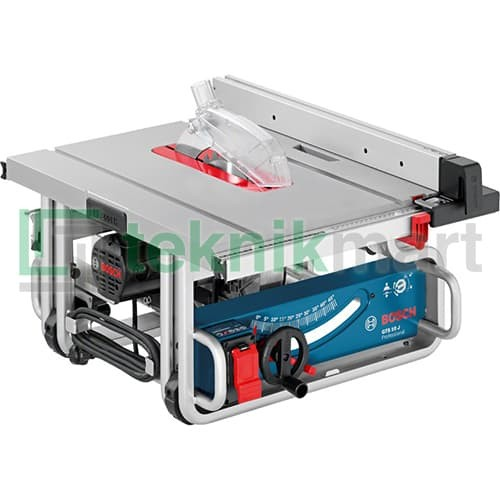 harga Bosch gts 10 j 254mm table saw / mesin gergaji meja listrik Tokopedia.com