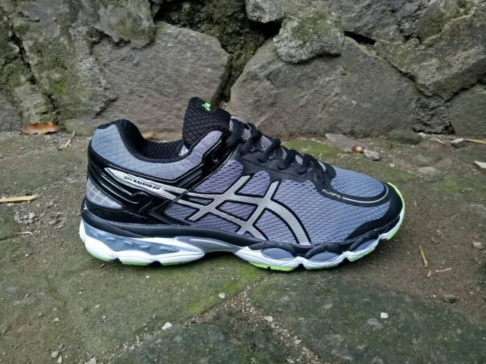 Jual Sepatu Asics Gel Kayano 22 Import Voli Volley Olahraga Pria ... 49f55bad3f