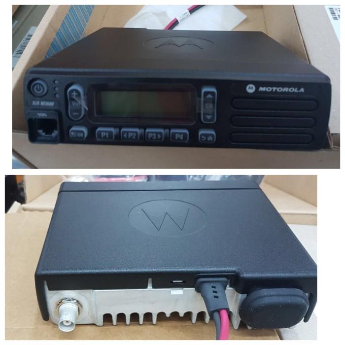 harga Motorola m 3688 single band vhf 45watt Tokopedia.com