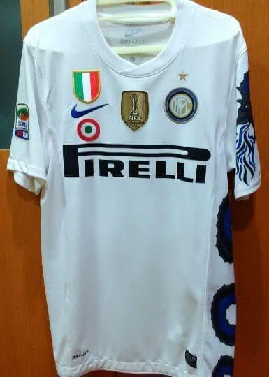 finest selection 2e1c9 f6c92 Jual AUTHENTIC Nike INTER MILAN 2010-2011 Away Dragon Jersey - DKI Jakarta  - AuthenticJersey7 | Tokopedia