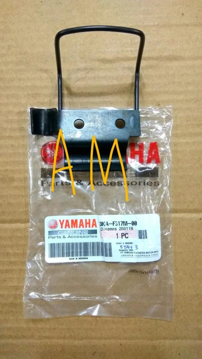 harga Dudukan stay 3 plat nomor /nomer depan rx king new asli yamaha Tokopedia.com