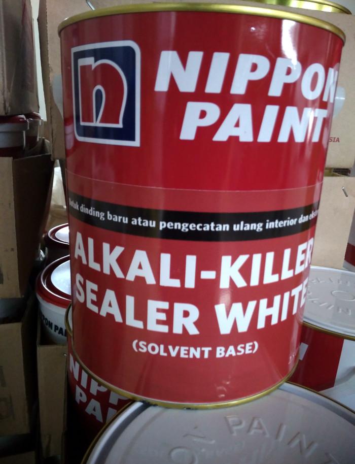harga Nippon alkali killer sealer white / cat dasar tembok lama anti jamur Tokopedia.com