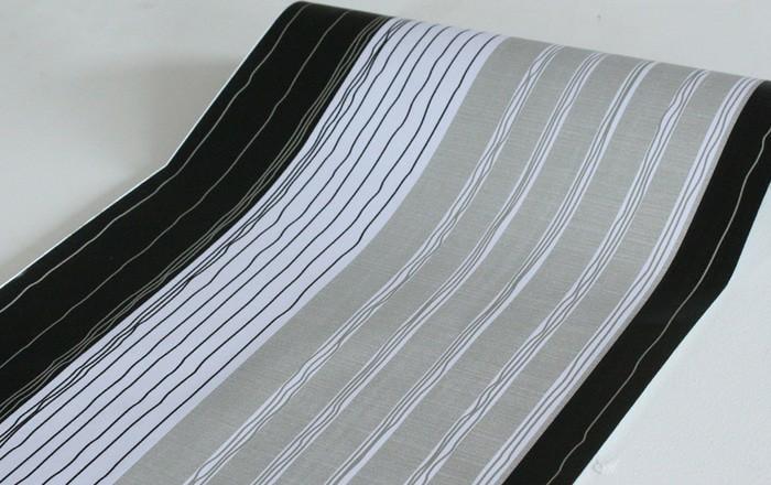 Foto Produk Salur minimalis abu-abu 45 cm x 10 mtr || Wallpaper dinding dari dedengkot wallpaper