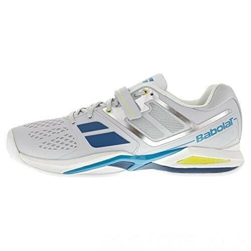 harga New! sepatu babolat propulse bpm all court grey 2017/ sepatu tenis Tokopedia.com