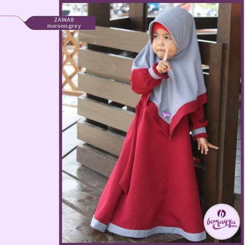 harga Baju muslim anak perempuan / gamis anak perempuan Tokopedia.com