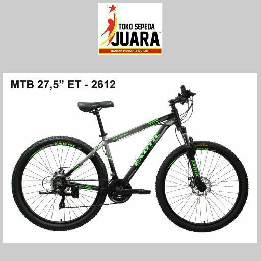 Sepeda Gunung Exotic Et 2612 - Arena Modifikasi