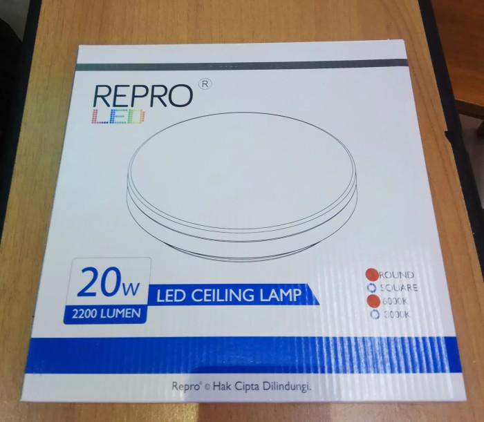 Foto Produk kap plafon lampu atas rumah led 20w putih dari Sumber-sinar