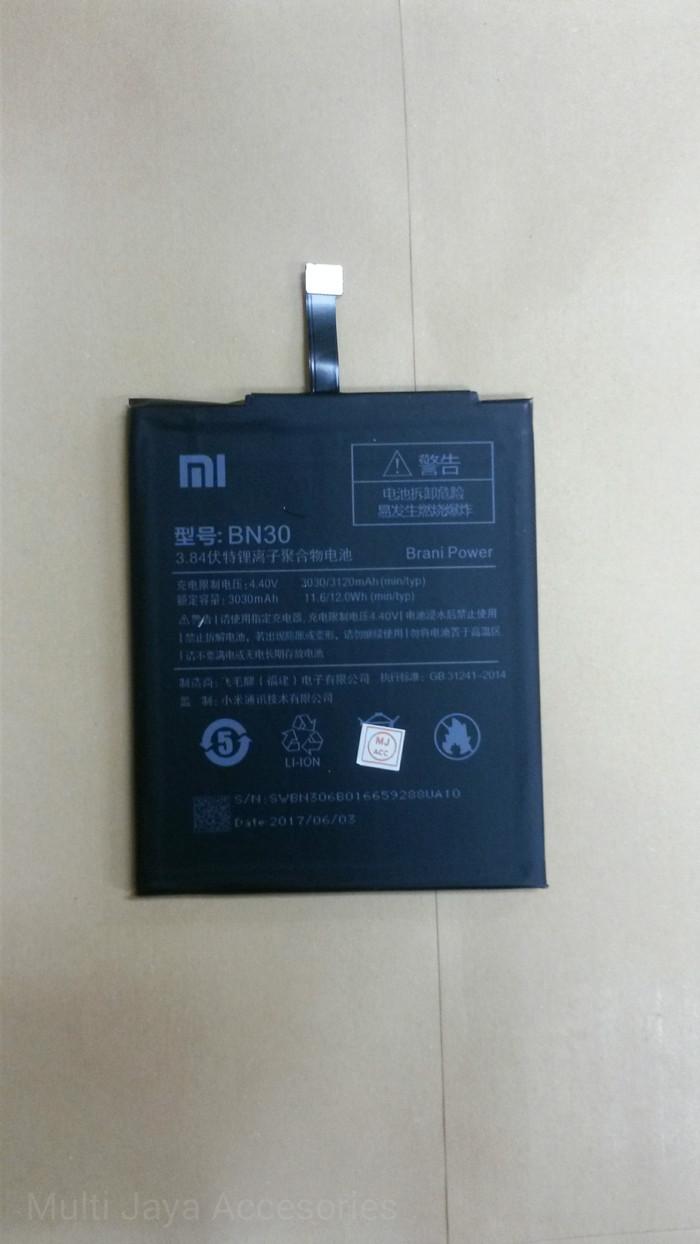 Foto Produk Baterai Xiaomi Redmi 4A / Mi 4a / BN-30 / Ori /battrey/batrai/batre hp dari Multi Jaya Accesories