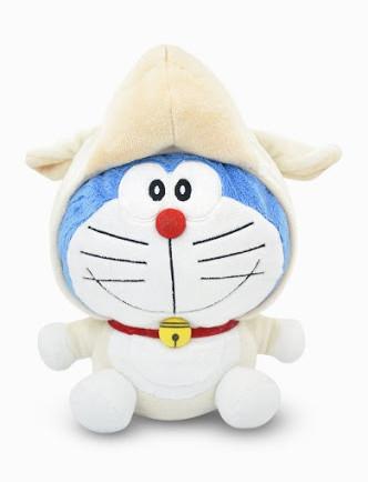 Jual Boneka Doraemon Zodiak Zodiac Kostum Domba Lucu Murah Ori