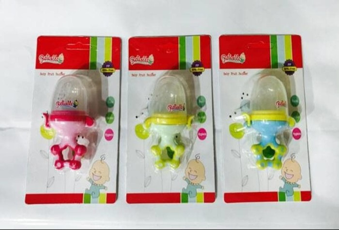 Reliable Empeng Buah/Reliabel Empeng Buah/Teether Feeder Reliable