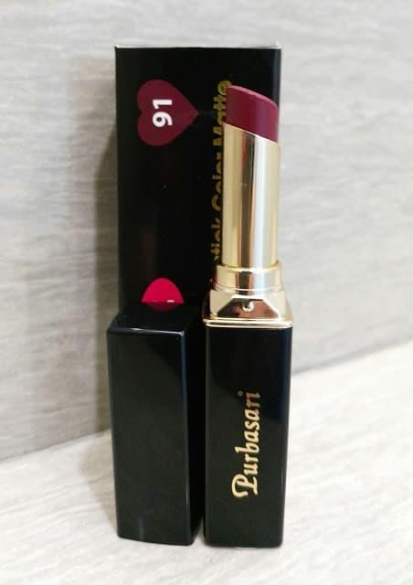 Purbasari Lipstick Color Matte 91 - Blanja.com