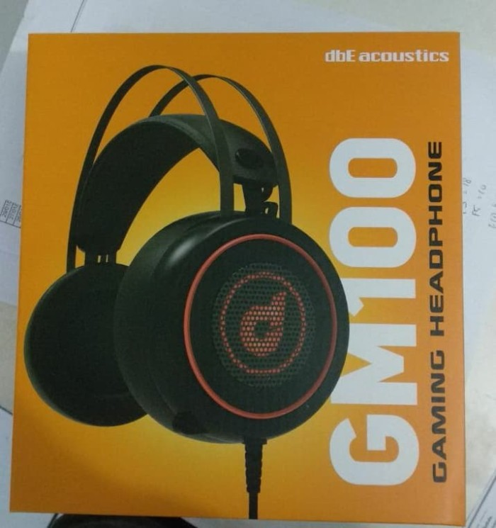 harga Headphone gaming over ear dbe gm100 Tokopedia.com