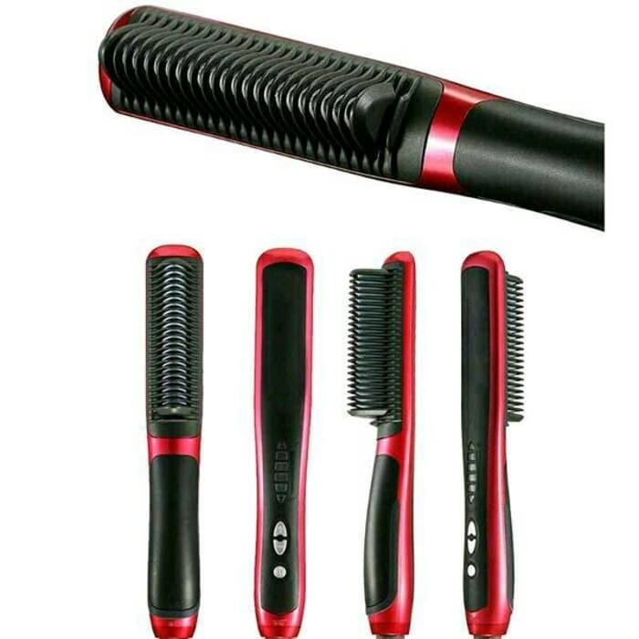 Jual Catok Sisir Pelurus Rambut New Fast Hair Straightener ASL-908 ... 7372c2cf4f