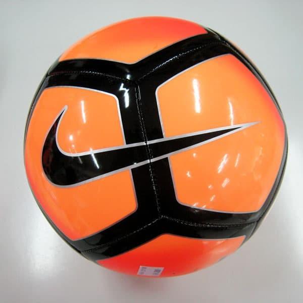 harga Bola sepak nike pitch 17/18  orange Tokopedia.com