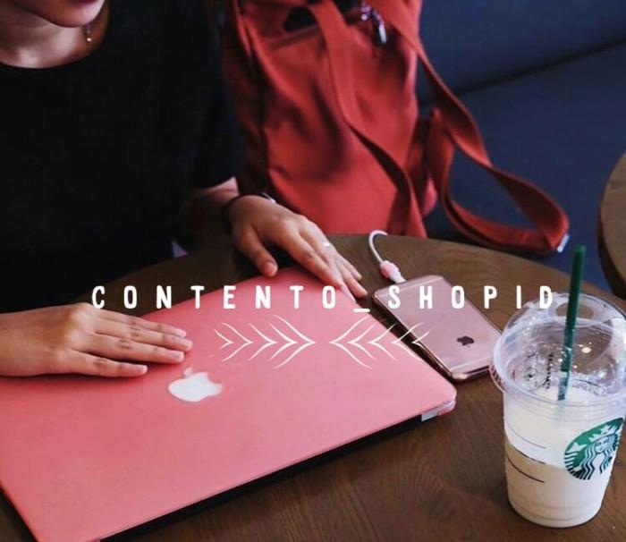 harga Macbook case pro (ada cd rom) 13  pink matte Tokopedia.com