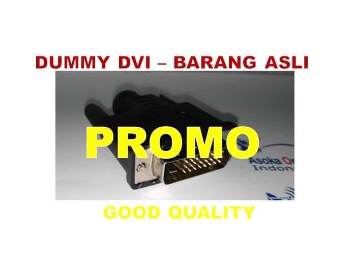 Foto Produk DUMMY DVI ORIGINAL PROMO dari Gudang Metro JKT