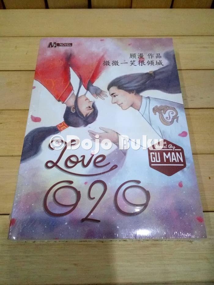 Jual Love 020 by Gu Man - Kab  Gresik - Chinax | Tokopedia