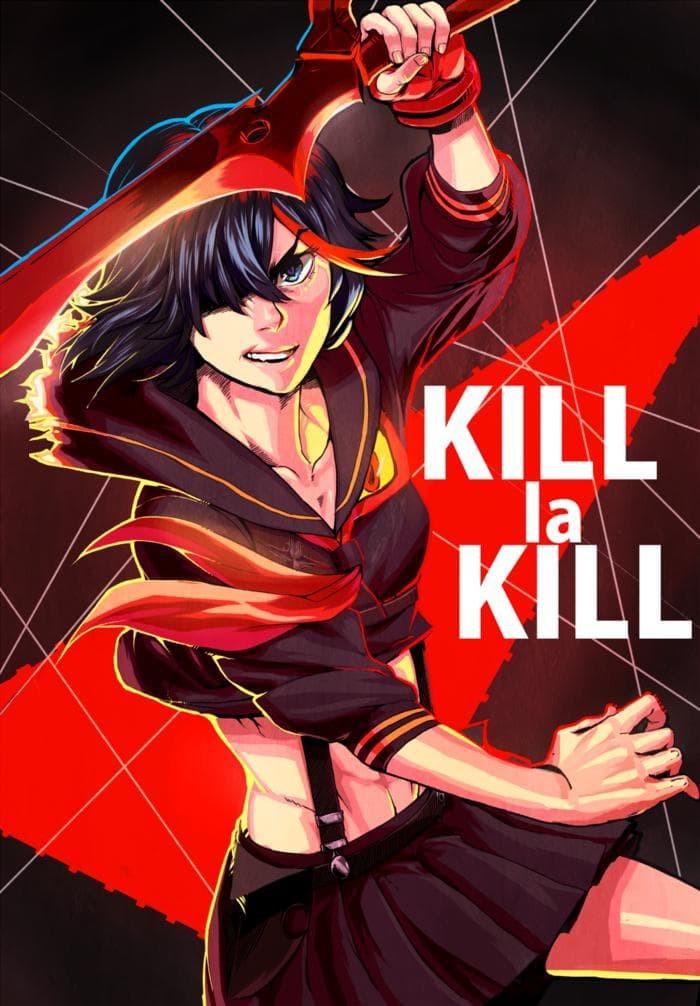 harga Kill la kill anime sub indonesia kualitas hd Tokopedia.com