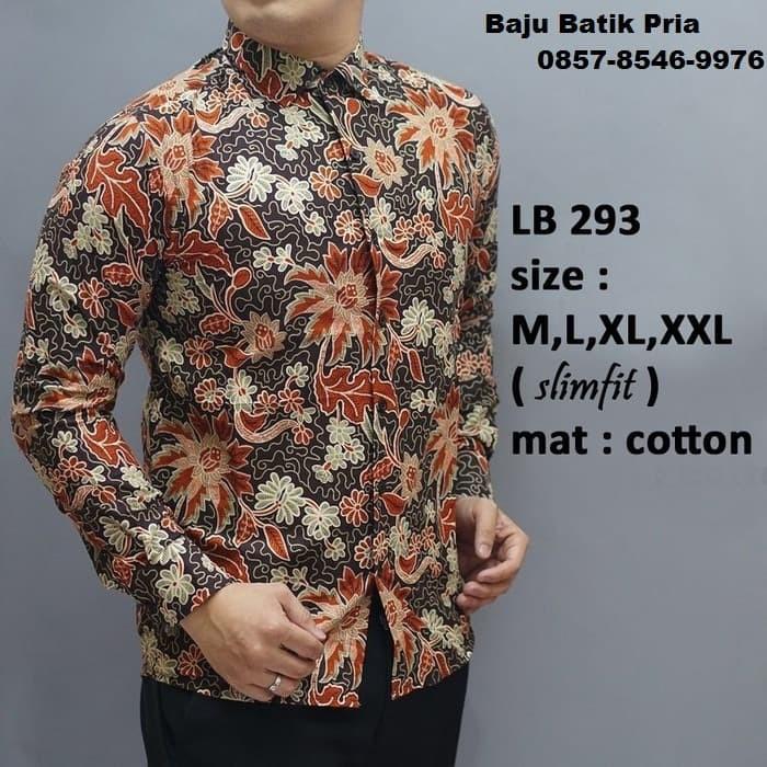 Jual Model Baju Gamis Batik Baju Batik Kerja Model Baju Terkini Baju Dki Jakarta El Lailiyah Tokopedia