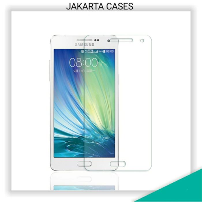 harga Samsung galaxy a5 a500 / jc tempered glass anti gores kaca