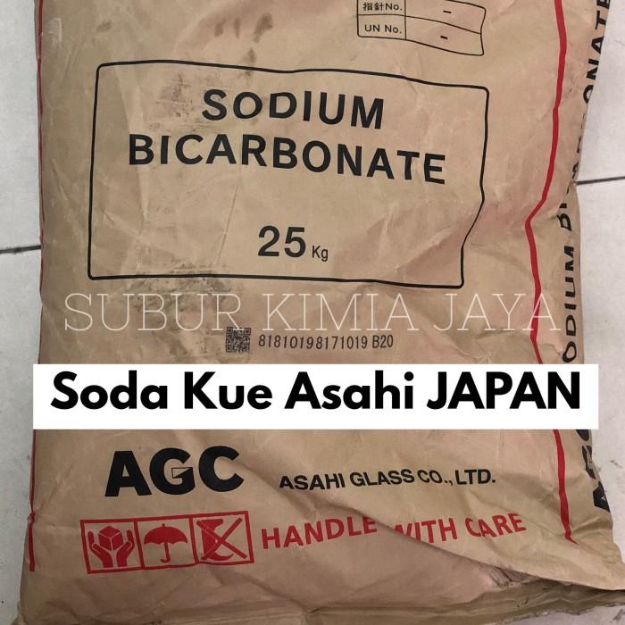Jual Soda Kue Asahi Japan Pemutih Gigi Dll 500 Gr Subur Kimia
